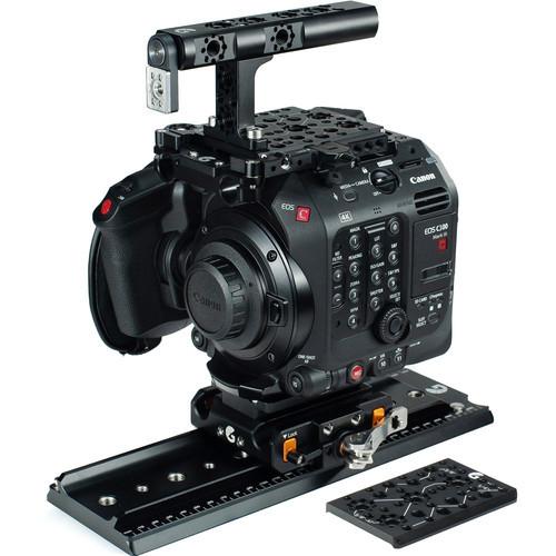 Bright Tangerine Canon C300 Mark III Advanced Kit