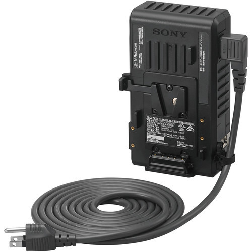 Sony ACD-N10A AC Adapter/Charger (V-Mount)