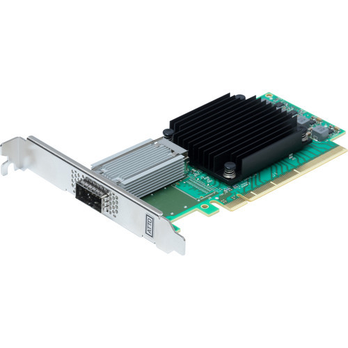 ATTO Single Channe 100GB X16 Pcie 3.0  Card