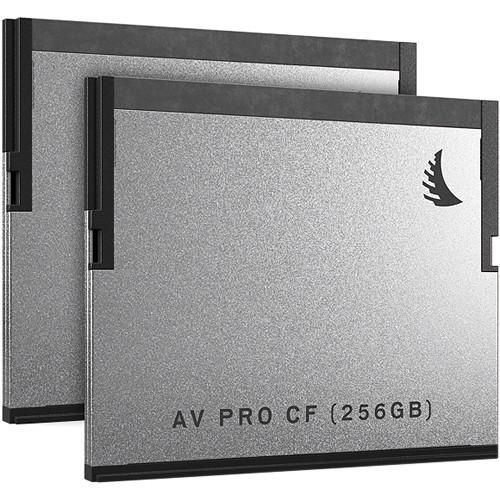 Angelbird 512GB Match Pack for the Z CAM E2 Cinema Camera (2 x 256GB)