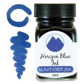 Monteverde USA 30ml Fountain Pen Ink Bottle Horizon Blue