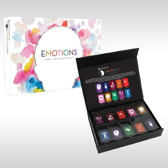 Monteverde USA 10 piece ink gift set, Emotions