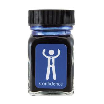 Monteverde USA Emotions 30ml Confidence Blue Ink Bottle
