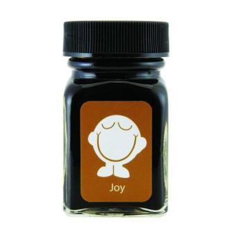 Monteverde USA Emotions 30ml Gratitude Joy Sepia Ink Bottle