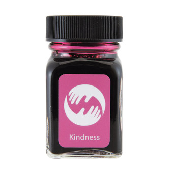 Monteverde USA Emotions 30ml Gratitude Kindness Pink Ink Bottle