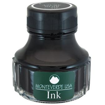 Monteverde USA Bottle Ink 90 ml Azure-Noir