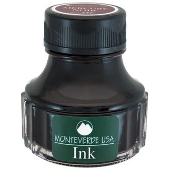 Monteverde USA Bottle Ink 90 ml Mercury-Noir