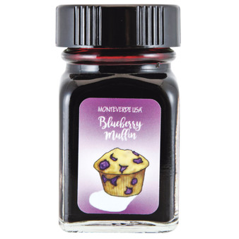 Monteverde USA Sweet Life 30ml Ink Blueberry Muffin