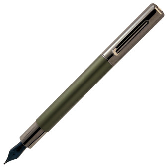 MONTEVERDE USA® RITMA SPECIAL COLLECTIBLE EDITION FOUNTAIN PEN OLIVE GREEN W/ JOWO NIB