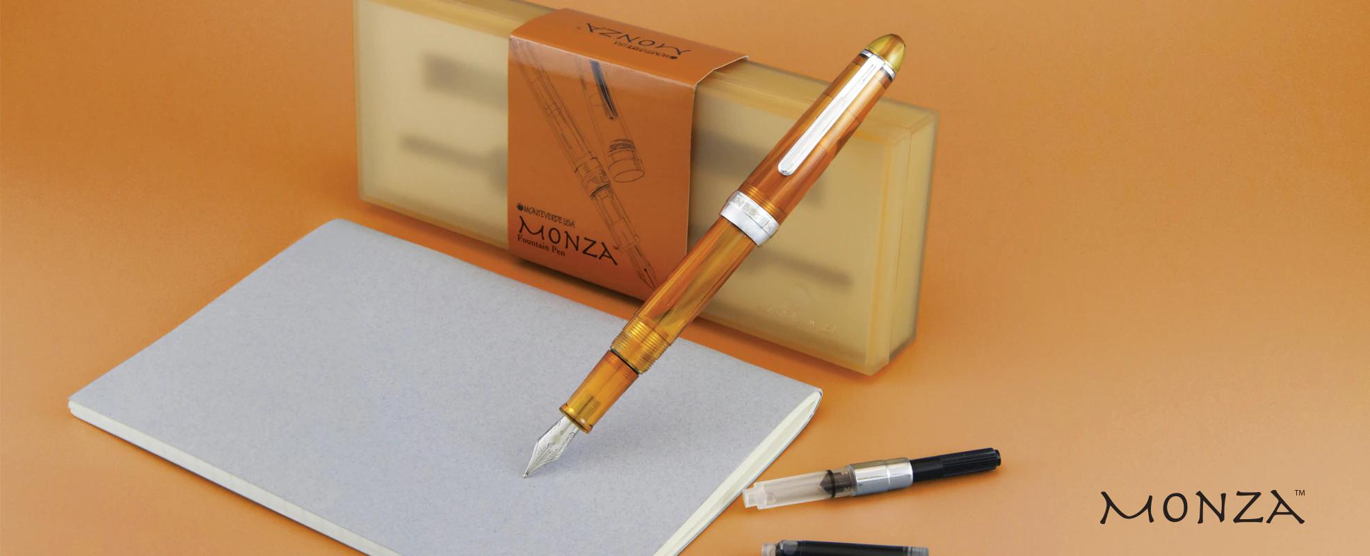 Monteverde Ink Converter Refills Fountain Pen