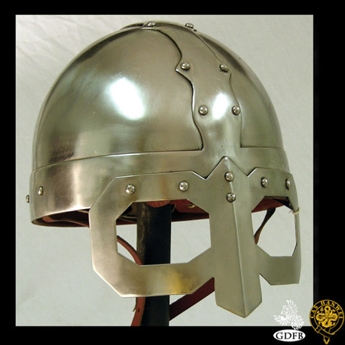 Shop Viking Helmets Steel Authentic - Viking Shield