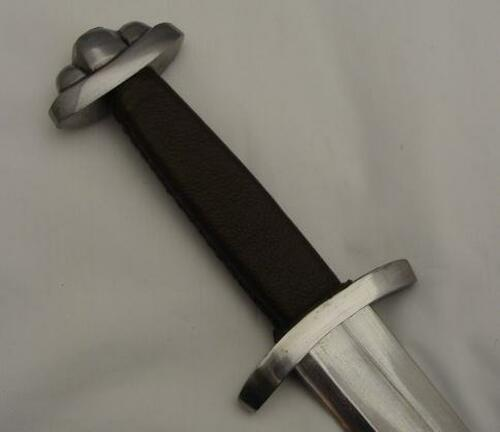 Practical Viking Sword by Paul Chen - Viking Shield