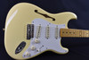 Fender Eric Johnson Signature Stratocaster Thinline Vintage White