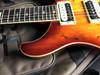 PRS SE Spalted Maple Custom 24 Vintage Sunburst