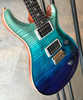 PRS Custom 24 Blue Fade 10 Top Pattern Thin Neck Shape