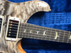 STOLEN!  PRS Wood Library Special 22 Semi Hollow Ltd Grey Black Fade Quilt Guitar