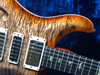 PRS Wood Library Special 22 Semi Hollow Ltd Autumn Sky