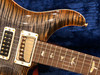 PRS Wood Library Special 22 Semi Hollow Ltd Custom Color Flame