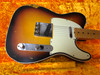 Fender Custom Shop 1965 Telecaster Custom Relic, Maple Fingerboard - Faded 3-Tone Sunburst