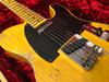 Fender Custom Shop 1953 Heavy Relic® Telecaster®, Maple Fingerboard, Butterscotch Blonde