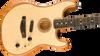Fender American Acoustasonic Stratocaster 2020 Ebony Fingerboard, Natural