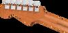 Fender American Acoustasonic Stratocaster 2020 Ebony Fingerboard, Transparent Sonic Blue