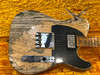 Fender Custom Shop Limited Edition NAMM W20 Super Heavy Relic Telecaster 2020 Aged Natural