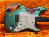 Fender Custom Shop NAMM 20 Ltd 1960/63 Super Faded Aged Sherwood Green Metallic