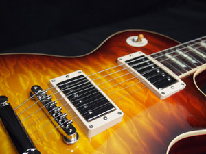 Gibson 2013 Les Paul Historic R9 Made to Measure Quilt SOLD