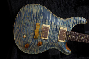 PRS Paul Reed Smith Modern Eagle 1, 2007 Faded Blue Jean Guitar SOLD!