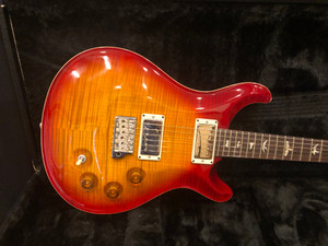PRS Paul Reed Smith DGT Dark Cherry Burst