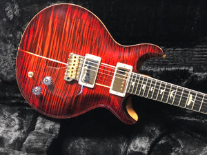 PRS Paul Reed Smith 2020 Experience 0030 Santana Retro Red Tiger
