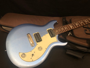 Paul Reed Smith SE Mira Frost Blue Metallic