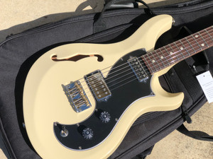PRS Paul Reed Smith S2 Vela Semi-Hollow Antique White