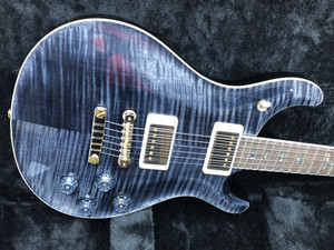 PRS Paul Reed Smith McCarty 594 Custom Color Gray Black with Korina Back and Neck