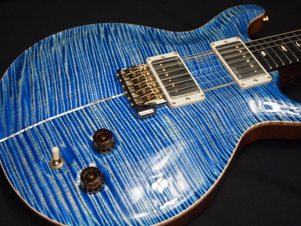PRS PS Santana II Private Stock 4430 Preowned SOLD