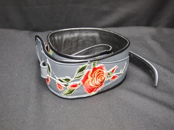 Jodi Head STELLA Gray and Red Roses