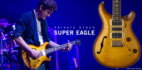 PRS Guitars Super Eagle John Mayer Private Stock Model SOLD!