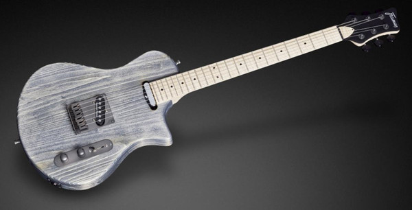 Framus The Blank T 6 Stonebleached Grey