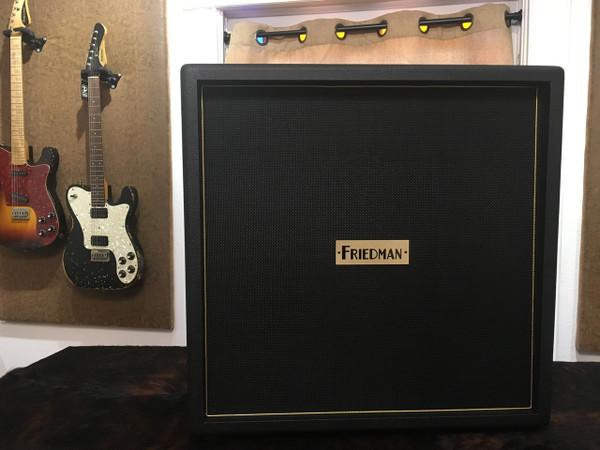 Friedman 4 x 12 Closed Back Cabinet 2 Greenback 2 Vintage 30