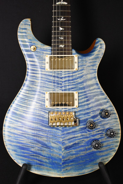 PRS Private Stock 7134 Faded Blue Jean Satin 594 Trem Modern Eagle