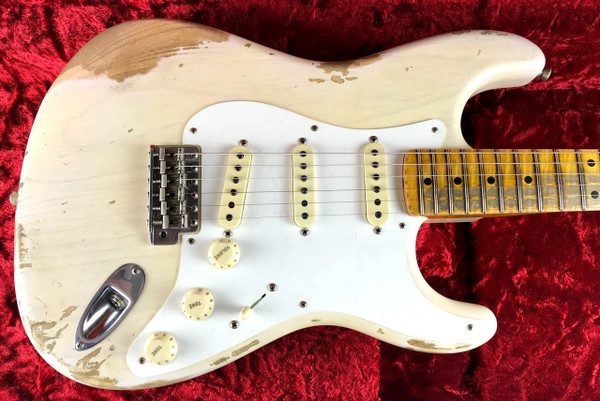 Fender Custom Shop 1958 Heavy Relic Stratocaster