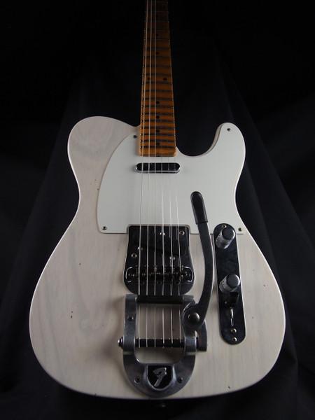 Fender Custom Shop LIMITED EDITION JOURNEYMAN RELIC® TWISTED TELE® - AGED White Blonde