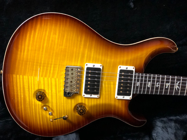 PRS Paul Reed Smith 2020 Custom 24-08 McCarty Tobacco Sunburst 10 top