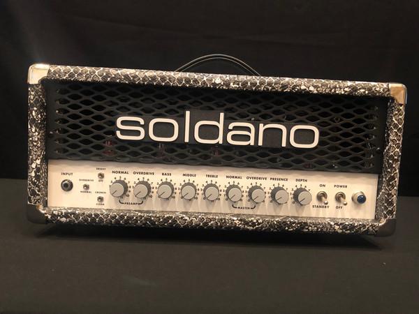 Soldano SLO 30w Snake Skin