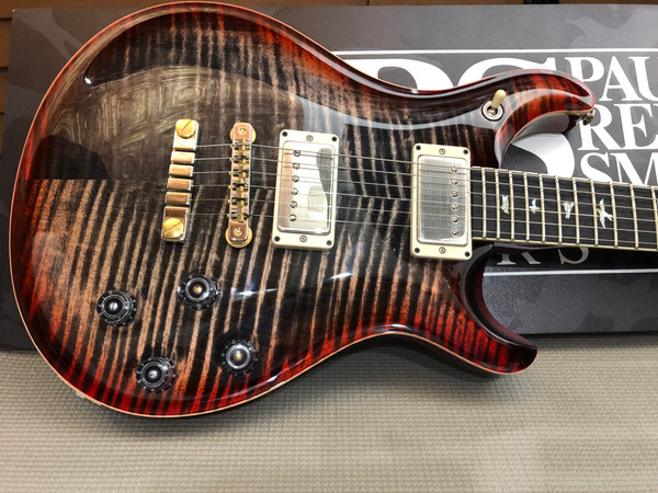 PRS Paul Reed Smith McCarty 594 Charcoal Cherry Burst