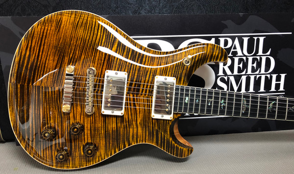 PRS Paul Reed Smith 594 McCarty Artist Package 2021 Yellow Tiger