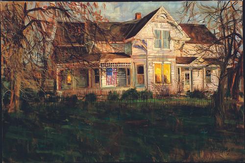 Americana  Giclee Print