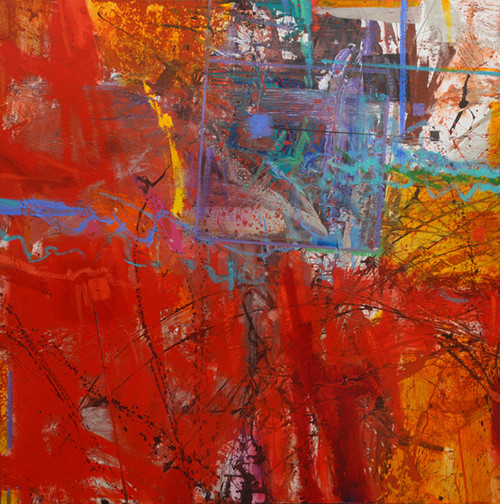 Color Bath  4' x 4'