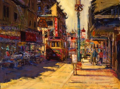 Chinatown Giclee Print